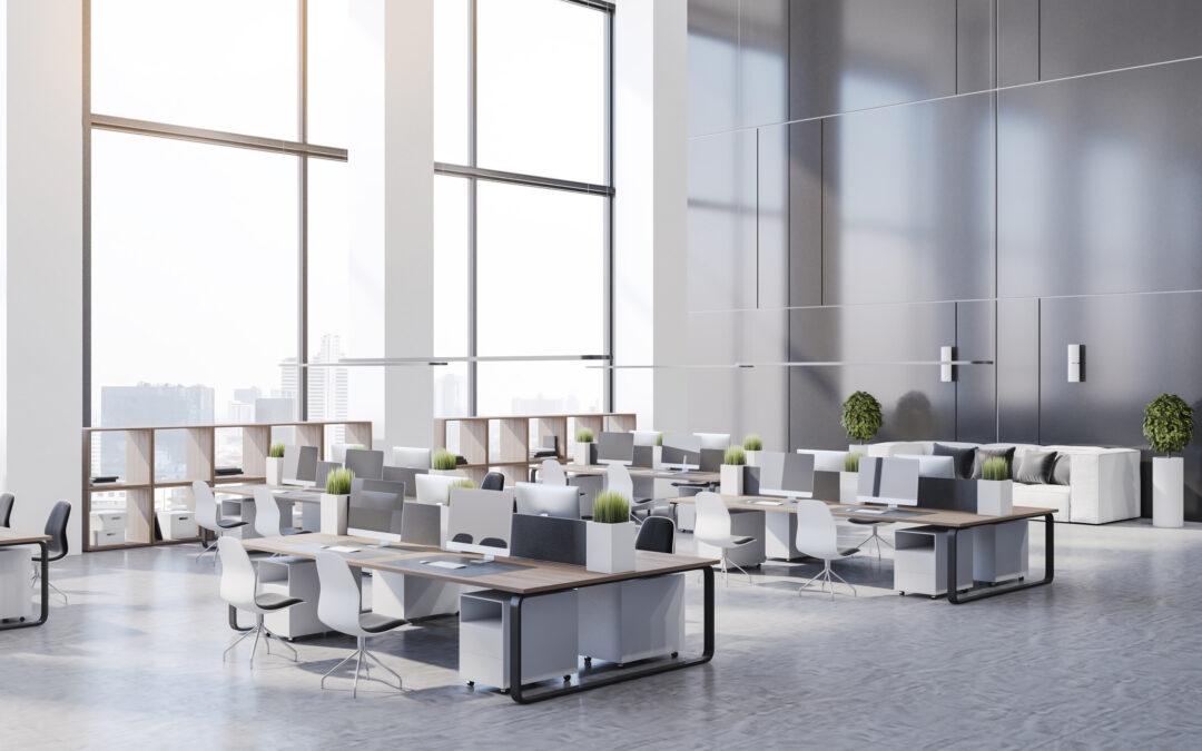 Immobilier d'entreprise : les nouvelles tendances de l'immobilier de bureau